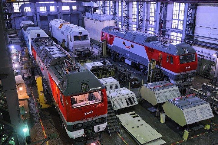 Повышение эффективности ремонта тягового подвижного состава