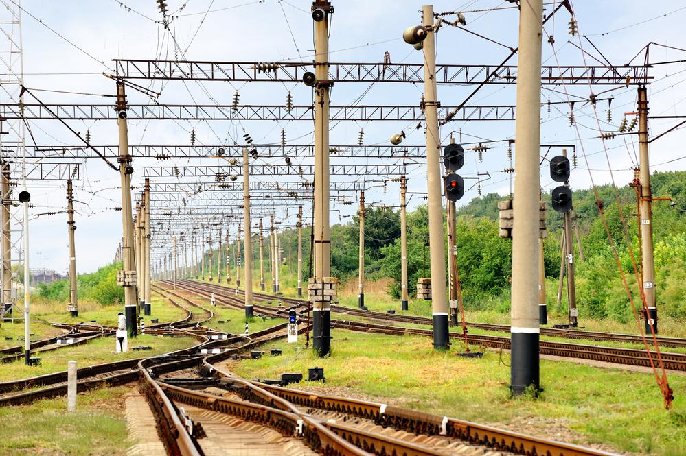 Электроснабжение железных дорог (500) №7719
